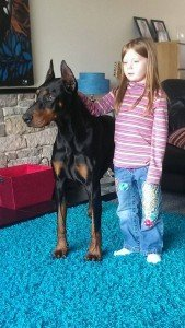 Caesar & New Owners The Cairnduff Family